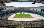 Avroliqanın finalı ərəfəsində Bakı Olimpiya Stadionu - Şəkillər