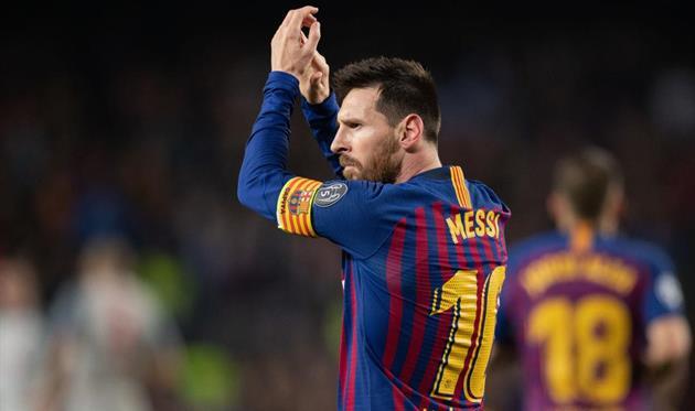 Messi 6-cı dəfə - rekordu təkrarladı