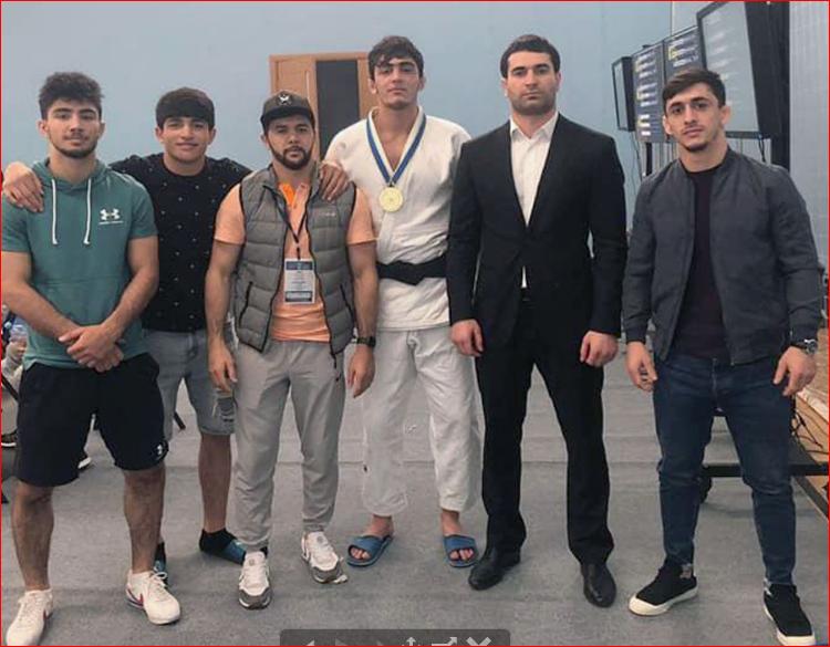 Azərbaycan cüdoçusu Avropa Kubokunda qalib oldu