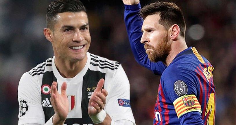 Dünyanın ən qazanclı idmançısı: Messi Ronaldonu geridə qoydu