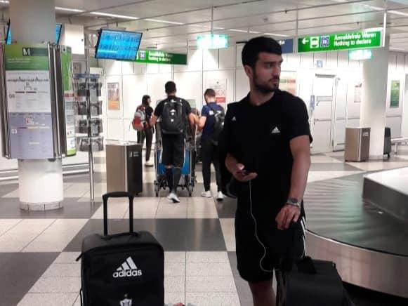 """""""Qarabağ"""" Avstriyada – Foto"""