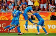 Ukrayna futbolda dünya çempionu oldu