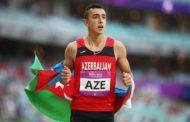 Azərbaycan atletindən qızıl medal - Şəkil