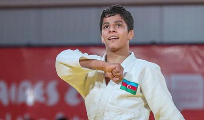 Azərbaycanın bayraqdarı Vüqar Talıbov ikinci oldu