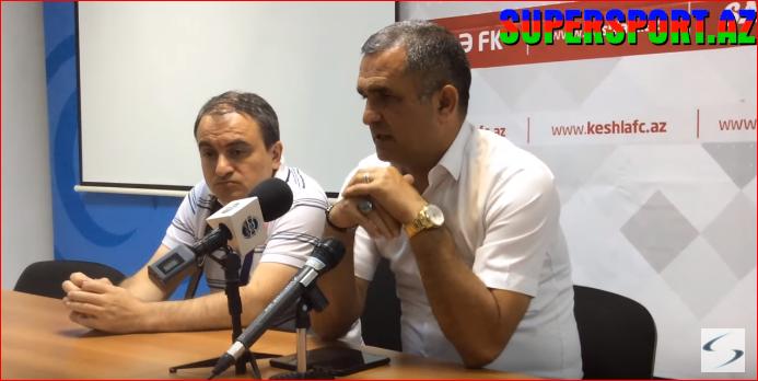 """Tərlan Əhmədov: """"Futbolçunun cəriməsini lap cibimdən də ödəyərəm"""" – Video"""