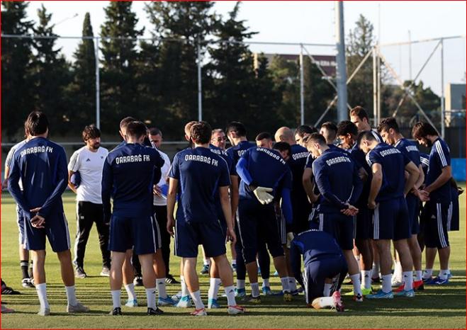 Dörd futbol klubumuza yaşıl işıq - məşqlərə icazə verildi