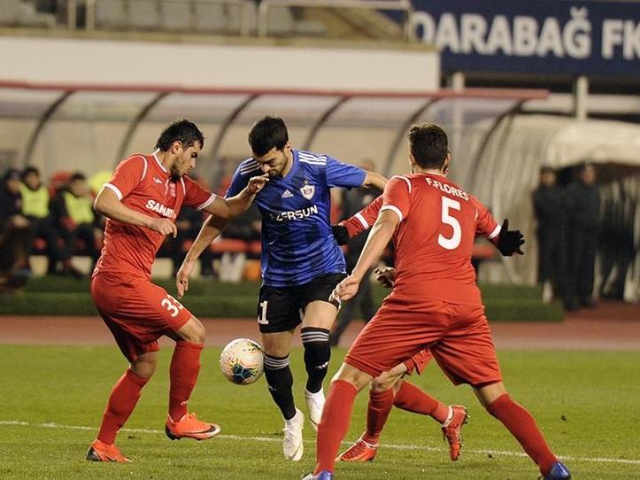 """""""Keşlə"""" """"Qarabağ""""dan xal qopardı - Video"""