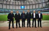 Şenol Günəş Bakı Olimpiya Stadionunda - Şəkillər