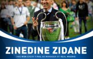 Finalları qazanan Zidan