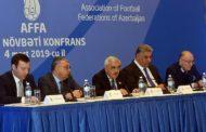 AFFA-nın konfransının vaxtı məlum oldu