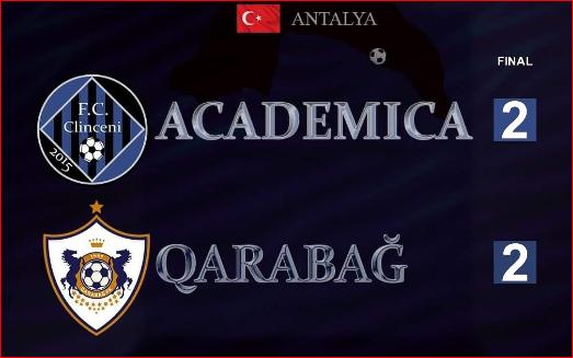 """""""Qarabağ"""" autsayderlə oyunda məğlubiyyətdən qaçdı – Video"""