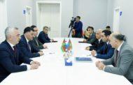 Raqif Abbasov idman jurnalistlərini dəstəklədi: memorandum imzalandı