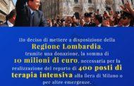 İtaliyanın keçmiş nazirindən koronavirusla mübarizəyə 10 milyon avro