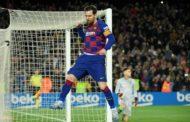 Avropanın ən yaxşı 5 liqasının bombardiri - Messi - Video