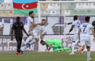 Türkiyədə futbol matçında Azərbaycan bayrağı - Foto-Video