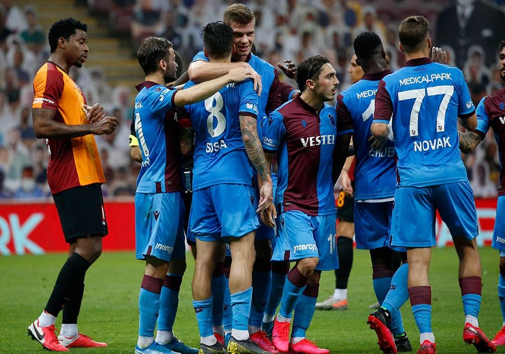 """""""Trabzonspor"""" """"Qalatasaray""""a da gücünü göstərdi - Video"""