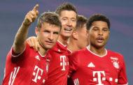 """Bayern"" finalda - Video"