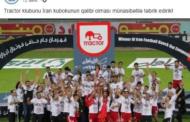AFFA-dan Cənubi Azərbaycan klubuna təbrik - Foto