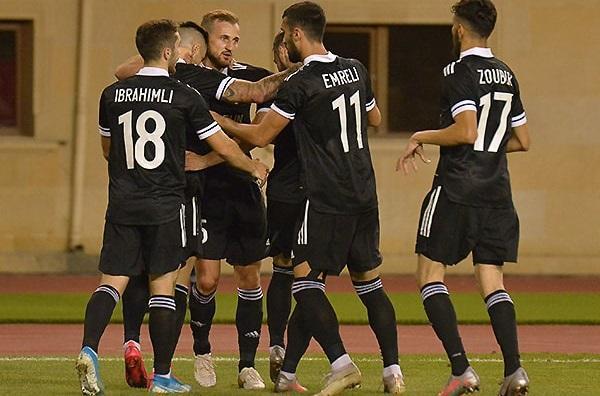 """""""Qarabağ""""ın """"Legiya""""ya qarşı heyəti"""
