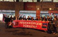 Azərbaycan idman mediasından Türkiyəyə təşəkkür - Video