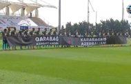 İki futbol klubumuzdan orduya dəstək:
