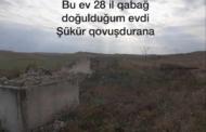 """""""Qarabağ""""ın futbolçusunun evini erməni vəhşiləri dağıdıb - Şəkil"""