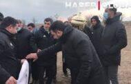 """""""Qarabağ"""" 27 il sonra """"İmarət""""də futbol oynadı - Video"""