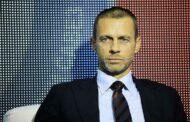 """UEFA prezidenti: """"40 dəfə koronavirus testi verdim"""""""