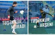 """""""Səbail"""" 4 futbolçunu kənarlaşdırdı"""