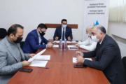 Döyüşən idman jurnalistlərinə mükafat verildi - Foto