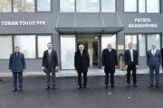 Azərbaycanda 4.3 milyonluq Futbol Akademiyası açıldı