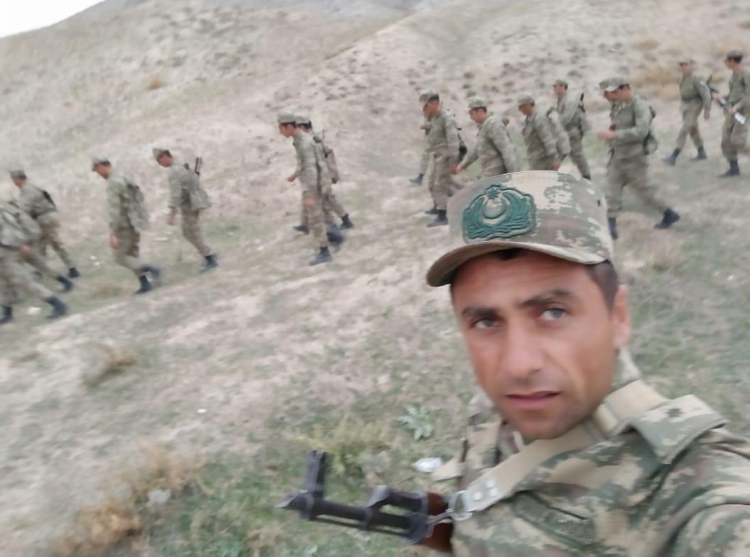 """AFFA-nı """"bombaladı"""" - erməniləri məhv edən döyüşçümüz"""