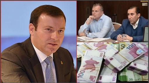 AFFA-da maliyyə fırıldağı iddiası - Eksklüziv