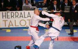 Karateçilərimiz Premyer liqa turnirində