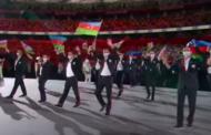 Tokio-2020: Azərbaycan paraddan keçdi