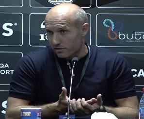 """Samir Abbasov: """"Azarkeşlərə qələbə hədiyyə etmək istəyirik"""" - Video"""