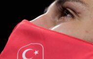 """Türkiyə növbəti """"qızıl""""ını qazandı - Şəkil"""