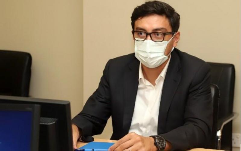 Nazir Sadıq Sadıqov, BOS-un direktoruyla görüşdü